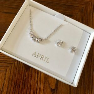 April Birthstone Set-Chloe & Isabel Petite Bijoux